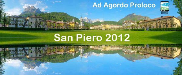 Striscia broi per San Piero 2012